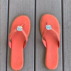 Brighton flip flops